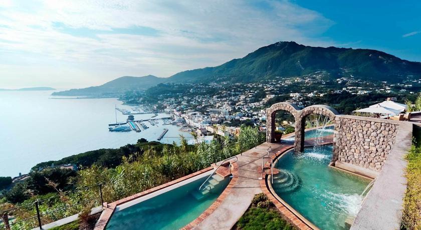 Ischia Hotel San Montano Terme