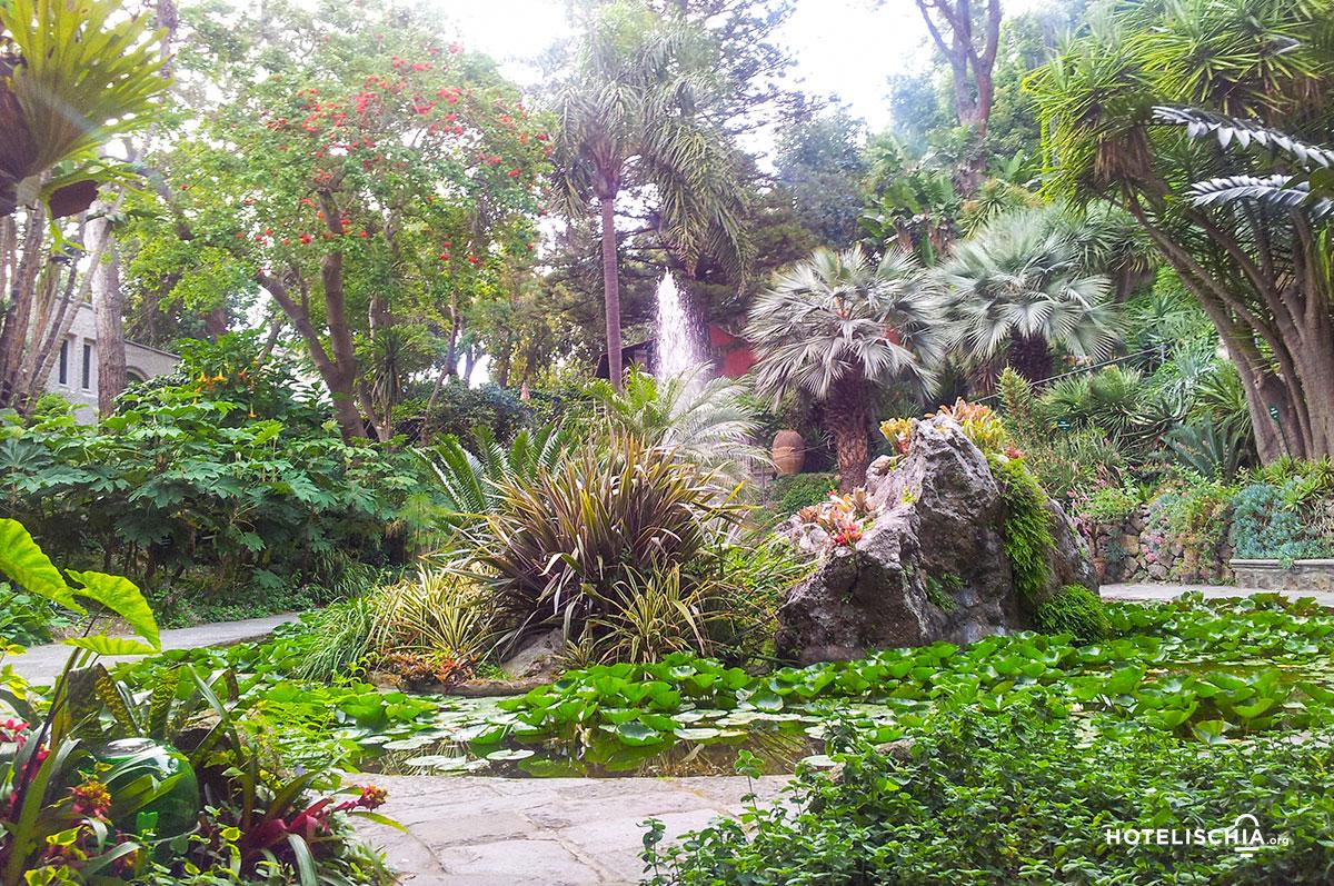 Giardini la mortella for Arredatori di giardini