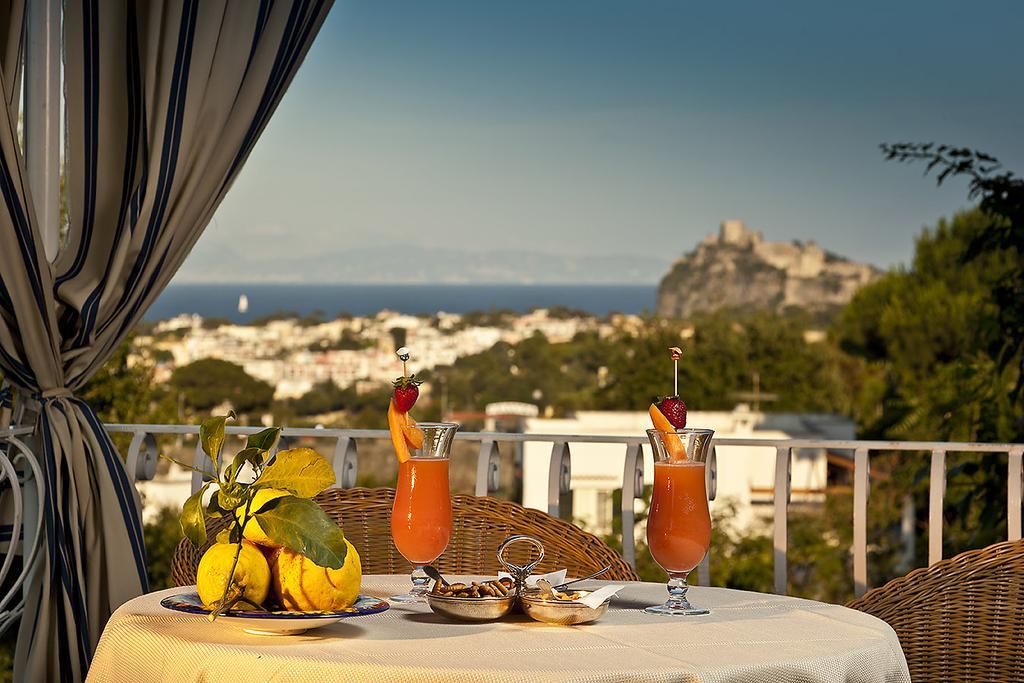 hotel-le-querce-terme-ischia-aperitivo